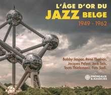 L'Âge D'Or Du Jazz Belge 1949 - 1962, 3 CDs