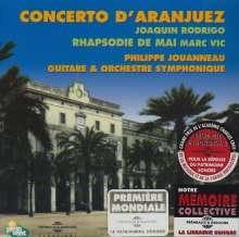 Joaquin Rodrigo (1901-1999): Concierto de Aranjuez für Gitarre & Orchester, CD