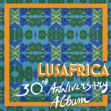 Lusafrica (30th-Anniversary-Album), CD