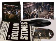 "The Rolling Stones: The Abandoned Kurhaus Concert: Den Haag Netherlands 8th August 1964 (Limited Numbered Edition), 2 Single 10""s"