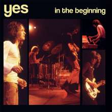Yes: In The Beginning (180g) (Limited Numbered Deluxe Edition) (Orange Vinyl), LP