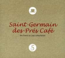 Saint-Germain-Des-Pres Café 5, CD