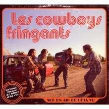 Les Cowboys Fringants: Sur Un Air De Deja Vu, CD