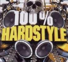 100% Hardstyle, 4 CDs