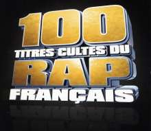 100 French Rap Cult Titles, 5 CDs