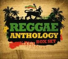 Reggae Anthology, 5 CDs