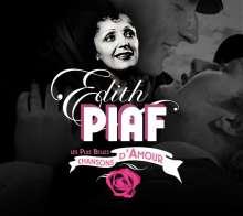 Edith Piaf (1915-1963): Les Plus Belles Chansons D'amour, CD