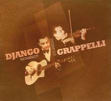 Django Reinhardt & Stephane Grappelli: Django Reinhardt & Stephane Grappelli, CD