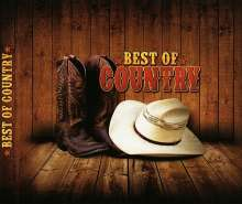 Best Of Country, 4 CDs
