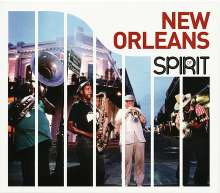 Spirit Of New Orleans, 4 CDs