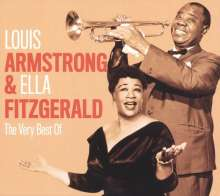 Louis Armstrong & Ella Fitzgerald: The Very Best Of Louis Armstrong & Ella Fitzgerald, 2 CDs