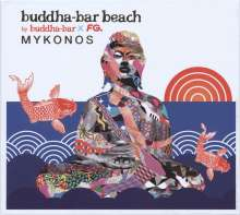 Buddha-Bar Beach: Mykonos, CD