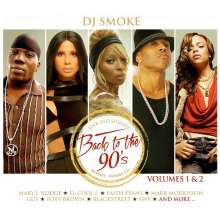 Mixtape: Back To The 90's, 2 CDs