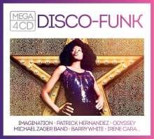 Disco Funk, 4 CDs