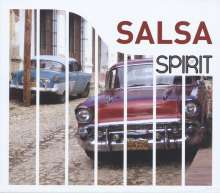 Spirit Of Salsa (New Version), 4 CDs