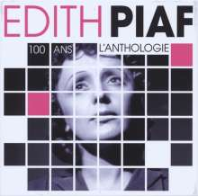 Edith Piaf (1915-1963): The Anthology, 5 CDs