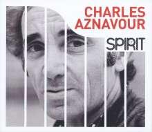 Charles Aznavour (1924-2018): Spirit, 4 CDs