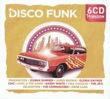 Disco Funk, 6 CDs