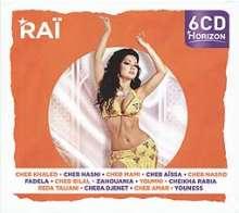 Horizon: Raï, 6 CDs