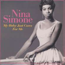 Nina Simone (1933-2003): My Baby Just Cares For Me (remastered) (180g), LP
