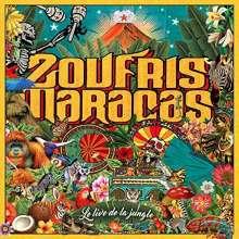 Zoufris Maracas: Le Live De La Jungle, CD