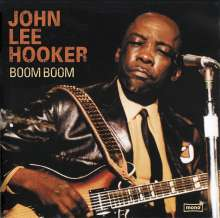 John Lee Hooker: Boom Boom (remastered) (180g) (mono), LP