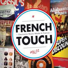 French Touch: Electronic Music Made In France Vol. 01, 4 CDs