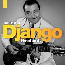 Django Reinhardt (1910-1953): The Best Of Django Reinhardt, 5 CDs