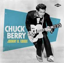 Chuck Berry: Johnny B.Goode (remastered) (180g) (mono), LP