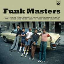 Funk Masters - Classics By The Legends Of Funky Music (remastered), LP