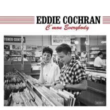 Eddie Cochran: C'mon Everybody (remastered) (180g), LP
