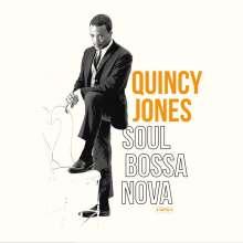 Quincy Jones (geb. 1933): Soul Bossa Nova (remastered) (180g), LP