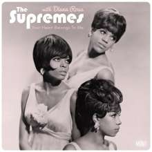 Diana Ross & The Supremes: Your Heart Belongs To Me (remastered (180g) (mono), LP