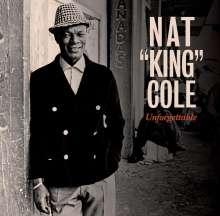 Nat King Cole (1919-1965): Unforgettable (remastered) (180g), LP