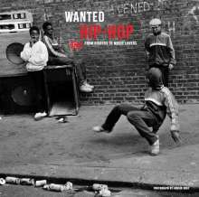 Wanted Hip-Hop - From Diggers To Music Lovers (180g), LP
