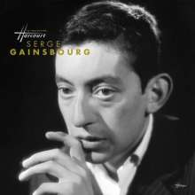 Serge Gainsbourg: La Collection Harcourt (Limited-Edition) (White Vinyl), LP