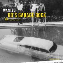 Wanted 60's Garage Rock - From Diggers To Music Lovers (180g), LP
