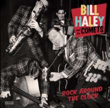 Bill Haley & His Comets: Rock Around The Clock (remastered) (180g) (mono), LP