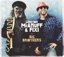 Winston McAnuff: Big Brothers, CD
