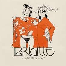 Brigitte: Et Vous, Tu M'Aimes?, 2 LPs und 1 CD