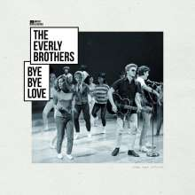 The Everly Brothers: Bye Bye Love - Music Legends (remastered) (180g), LP