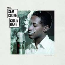 Sam Cooke: Chain Gang - Music Legends (remastered) (180g), LP