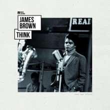 James Brown: Think - Music Legends (remastered) (180g), LP