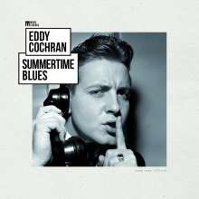 Eddie Cochran: Summertime Blues - Music Legends (remastered) (180g), LP