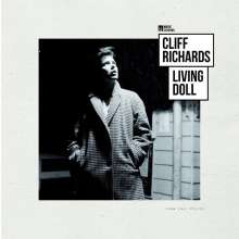 Cliff Richard: Living Doll - Music Legends (remastered) (180g), LP
