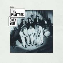 The Platters: Only You - Music Legends (remastered) (180g), LP