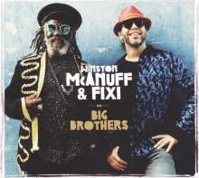 Winston McAnuff: Big Brothers, LP