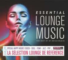 Essential Lounge Music: The Best Of By Hotmixradio, 5 CDs