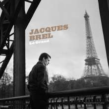 Jacques Brel (1929-1978): Le Grand (remastered) (180g), LP