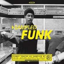 Sampled Funk, 2 LPs